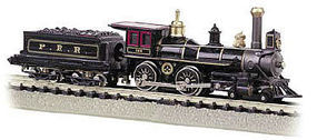 Bachmann 4-4-0 American w/o DCC Penn w/Coal Load HO Scale Model Train Steam Locomotive #51005