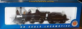 Bachmann 4-4-0 American FEC 12 HO Scale Model Train Steam Locomotive #51129
