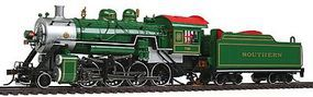 Bachmann Baldwin 2-8-0 Southern (Green) #722 HO Scale Model Train Steam Locomotive #51314
