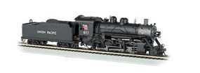 Bachmann Baldwin 2-8-0 Union Pacific #617 HO Scale Model Train Steam Locomotive #51315