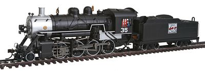 Bachmann Baldwin 2-8-0 Western Pacific #35 -- HO Scale Model Train Steam Locomotive -- #51316