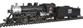 Bachmann Baldwin 2-8-0 Western Pacific #35 HO Scale Model Train Steam Locomotive #51316