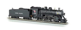 Bachmann HO 2-8-0/DCC, UP