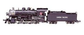 Bachmann N 2-8-0 w/DCC & Sound Value, UP