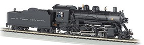 Bachmann N 2-8-0 w/DCC & Sound Value, NYC
