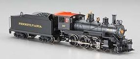 Bachmann 4-6-0 Baldwin Pennsylvania #267 N Scale Model Train Steam Locomotive #51457