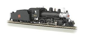 Bachmann 2-6-0 Canadian National #6013 HO Scale Model Train Steam Locomotive #51709