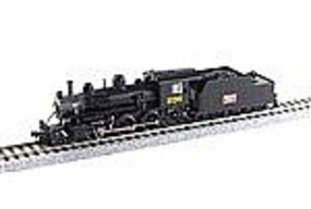 Bachmann 2-6-0 Green Bay & Western #256 HO Scale Model Train Steam Locomotive #51712