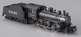 Bachmann Alco 2-6-0 DCC ATSF #9446 N Scale Model Train Steam Locomotive #51754