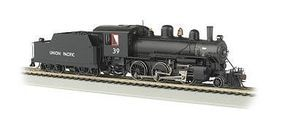Bachmann Alco 2-6-0 DCC Sound Union Pacific #39 HO Scale Model Train Steam Locomotive #51810