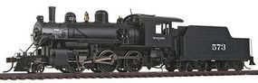 Bachmann Alco 2-6-0 Wabash #573 HO Scale Model Train Steam Locomotive #51812