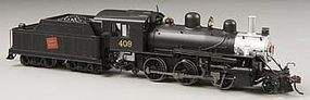 Bachmann Alco 2-6-0 Canadian National #409 HO Scale Model Train Steam Locomotive #51814