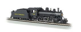 Bachmann 2-6-0 DCC Sound Southern #7082 HO Scale Model Train Steam Locomotive #51815