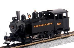 Bachmann 0-6-0 Porter Side Tank Pennsylvania #2780 HO Scale Model Train Steam Locomotive #52104