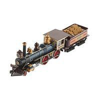 Bachmann 4-4-0 w/Wood Tender Load Union Pacific HO Scale Model Train Steam Locomotive #52701