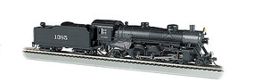 Bachmann USRA Light Pacific 4-6-2 DCC Santa Fe #1385 HO Scale Model Train Steam Locomotive #52803