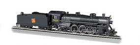 Bachmann USRA Light Pacific 4-6-2 DCC GTW #5629 HO Scale Model Train Steam Locomotive #52804
