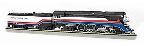 Bachmann HO 4-8-4 GS4 w/DCC & Sound Value, American Freedom