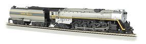 Bachmann 4-8-4 Steam Union Pacific 807 HO Scale Model Train Steam Locomotive #53502