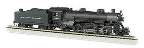 Bachmann USRA Light 2-8-2 DCC New York Central #6405 HO Scale Model Train Steam Locomotive #54304
