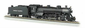 Bachmann HO 2-8-2 Light w/DCC & Sound Value, UP #2492