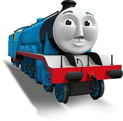 Gordon Engine W Moving Eyes Ho Scale Thomas The Tank