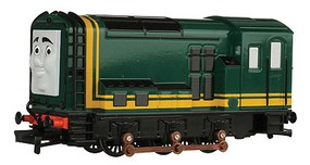 Bachmann HO Paxton w/Moving Eyes