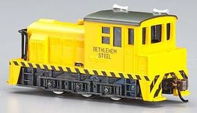 Bachmann MDT Plymouth Bethlehem Steel N Scale Model Train Diesel Locomotive #60051