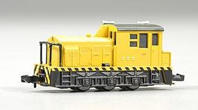 Bachmann MDT Plymouth 0-6-0 Industrial Yellow N Scale Model Train Diesel Locomotive #60089