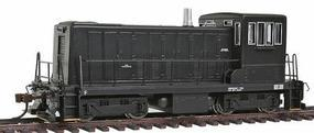Bachmann GE 70-Tonner w/DCC - Painted, Unlettered (black) HO Scale Model Train Diesel Locomotive #60610