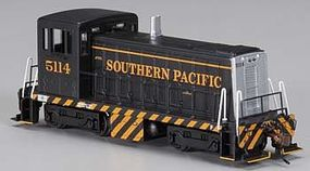 Bachmann GE 70T Southern Pacific #5114 (Black/Orange) HO Scale Model Train Diesel Locomotive #60613