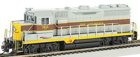 Bachmann GP35 Diesel Erie Lackwanna #2553 HO Scale Model Train Diesel Locomotive #60717