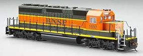 Bachmann SD40-2 w/DCC BNSF #1692 HO Scale Model Train Diesel Locomotive #60911