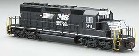 Bachmann SD40-2 Norfolk Southern #3411 (Thoroughbred) HO Scale Model Train Diesel Locomotive #60912