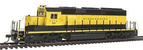Bachmann EMD SD40-2 New York/Susquehanna/Western #3018 HO Scale Model Train Diesel Locomotive #60914