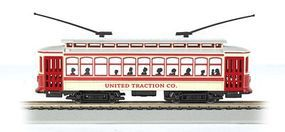 Bachmann Brill Trolley United Traction HO Scale Model Train Electric Locomotive #61041