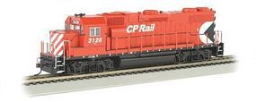 Bachmann GP38-2 Canadian Pacific #3126 (Multimark) HO Scale Model Train Diesel Locomotive #61115