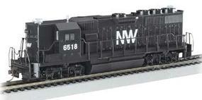 Bachmann Norfolk & Western EMD GP50 HO Scale Model Train Diesel Locomotive #61206