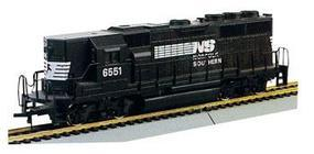 Bachmann GP50 Norfolk & Southern HO Scale Model Train Diesel Locomotive #61241