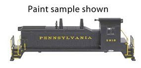 Bachmann EMD NW-2 Switcher w/DCC PRR #5918 N Scale Model Train Diesel Locomotive #61653