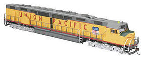 Bachmann EMD DD40AX Centennial Union Pacific #6910 HO Scale Model Train Diesel Locomotive #62106