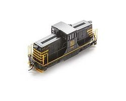 Bachmann GE 44 Nickel Plate #91 HO Scale Model Train Diesel Locomotive #62214