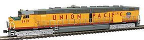 Bachmann EMD DDA40X Centennial Union Pacific #6919 N Scale Model Train Diesel Locomotive #62257