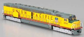 Bachmann DD40AX Centennial Union Pacific #6942 N Scale Model Train Diesel Locomotive #62258