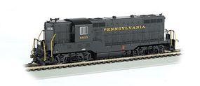 Bachmann EMD GP7 Pennsylvania #8805 HO Scale Model Train Diesel Locomotive #62414