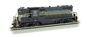 Bachmann EMD GP7 New York Central System #5676 HO Scale Model Train Diesel Locomotive #62415