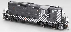Bachmann EMD GP9 Santa Fe #2937 HO Scale Model Train Steam Locomotive #62809