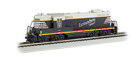 Bachmann EMD GP9 No Dynamic Brakes CB&Q #272 HO Scale Model Train Steam Locomotive #62811