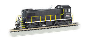 Bachmann S4 New York Central #8598 HO Scale Model Train Diesel Locomotive #63110