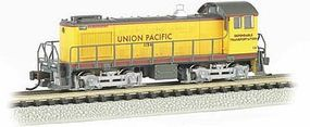 Bachmann S4 DCC Union Pacific #1156 Dependable Trans N Scale Model Train Diesel Locomotive #63155